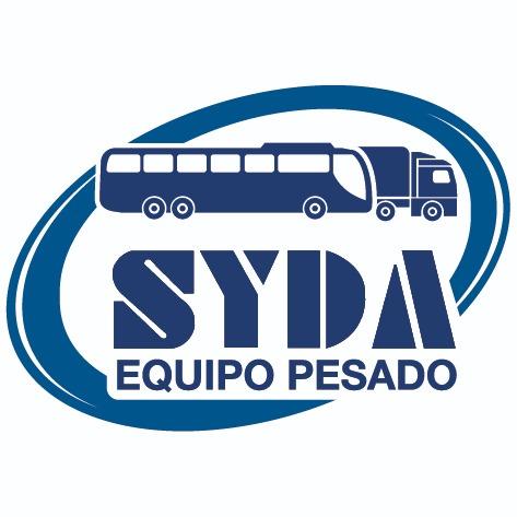 LOGO SYDA EQUIPO PESADO